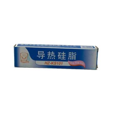 百合花 導熱硅脂 HZ-KS101,80G/支