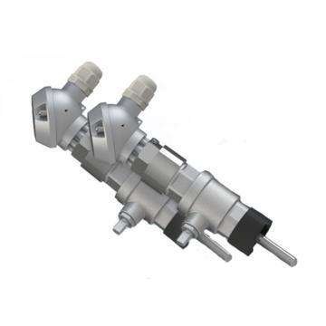 道盛 帶壓安裝插入式三線制溫度傳感器,PCT-1 管徑≥DN50 無需停水