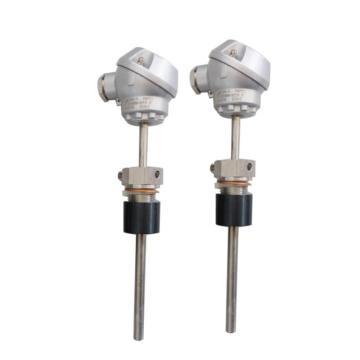 道盛 插入式三線制溫度傳感器,TCT-1 管徑≥DN50 需停水 帶護套管 不帶熱導線