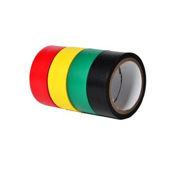长缆电工 PVC绝缘自粘带,0.13mm*18mm*9.1m