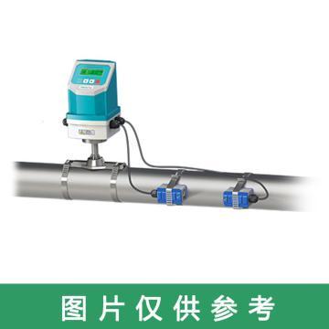 道盛 一体式外夹超声波流量计,TUF-2000F2-TM-1(DN80) 标准中型探头 -40~90℃ 10m线
