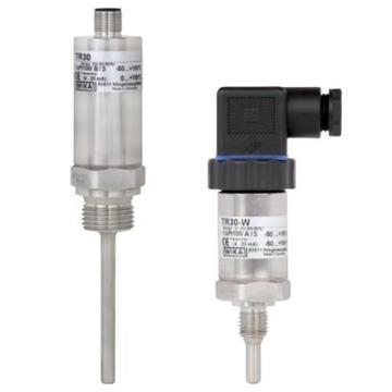 威卡 铂热电阻(含护套),TR30-P L=60,PT100,A级,配TW45保护套,耐压40MPa