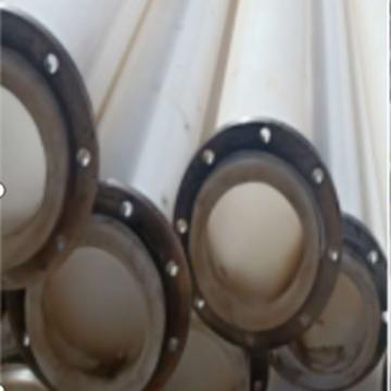 龙武 耐磨耐腐直管,HDPE250*15PT(带双活法兰)