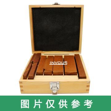 INVOUS 8件套平行垫块套装,17-43mm,8×200mm,IS780-80775