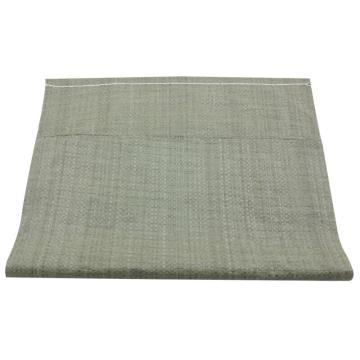 西域推荐 绿色塑料编织袋,标准款,尺寸(cm):60*80,100个/包