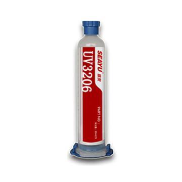 烟台信友 UV固化胶,UV3206,7119080,1kg/瓶