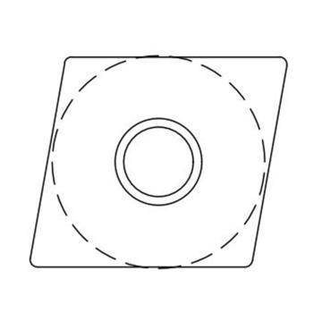 HS 镗刀片,5W-13,HST113420032508