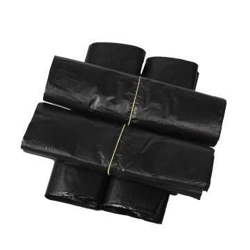 西域推荐 加厚垃圾袋,ZL80100,80*100 单位:个