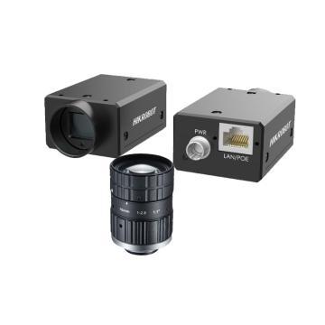 海康智能科技 自动检测产线颜色识别相机镜头套装,MVL-KF1628M-12MP+MV-CE200-10GC