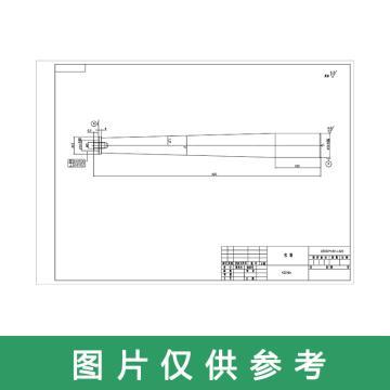 准星机械 芯轴,XZD32*180-L420