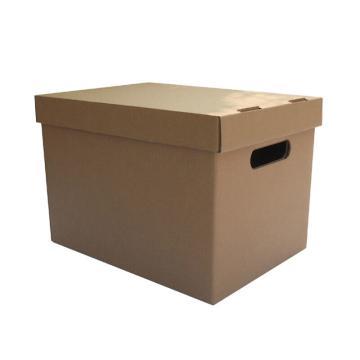 西域推薦 包裝搬家紙箱 5層加厚,長24cm*寬24cm*高30cm