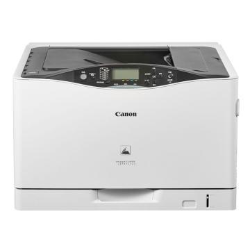 佳能(Canon)彩色激光打印機,A3自動雙面 有線 LBP841Cdn 26頁/分鐘 單位:臺