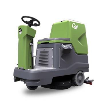 ICS 小型驾驶式洗地机,C66 单位:台