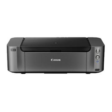 佳能(Canon)彩色噴墨打印機,A3 有線無線 EOS影像級顏料墨水專業網絡打印機 PRO-10(升級版)