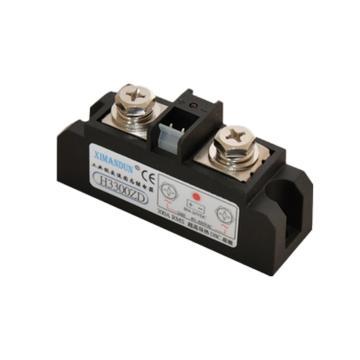 希曼顿 固态继电器,H3300ZD 输入4-24VDC 300A