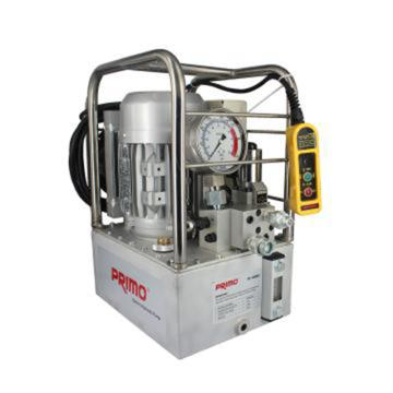 普锐马PRIMO 电动液压扳手泵,70MPa,PE8042A(两同步)