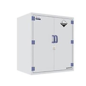 西域推薦 腐蝕性化學品儲存柜(PP材質) 910X600X900(1個),CC-4126-03,運費需另算