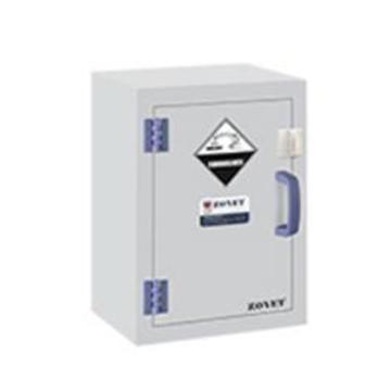 西域推薦 腐蝕性化學品儲存柜(PP材質) 430X430X560(1個),CC-4126-01,運費需另算
