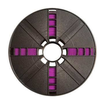 MakerBot 3D打印耗材,PLA紫色(Purple),1.75MM,0.9KG