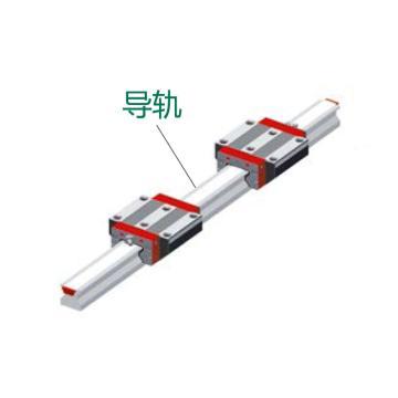 施耐博格SCHNEEBERGER 线性导轨,MRS 65-3000-37.5-37.5-G1