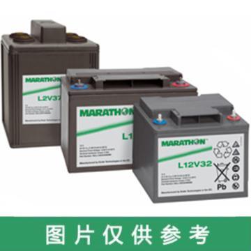 GNB Marathon L系列蓄电池,L12V24,12V/24Ah