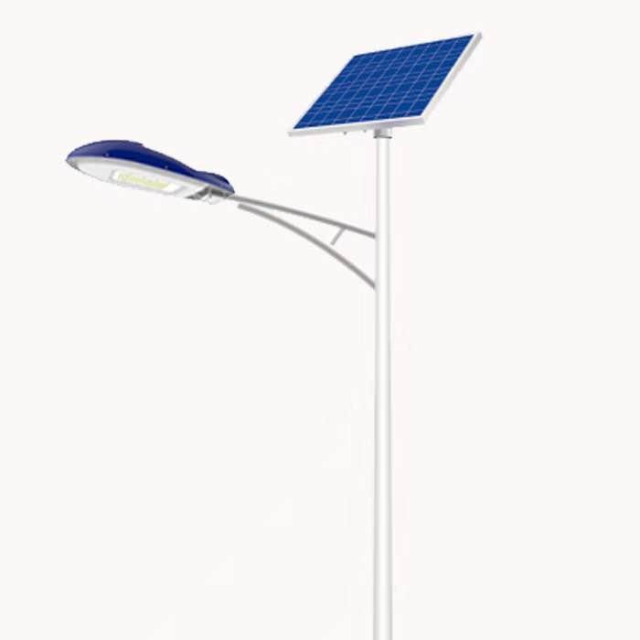 博远 LED太阳能灯(3.2V系统)单头60W含灯头 太阳能板 蓄电池,单位:套