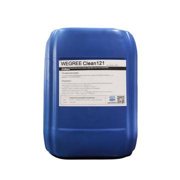 威格瑞 膜专用碱性清洗剂,WEGREE Clean121,25kg/桶