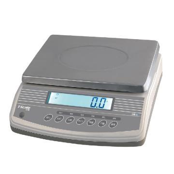 臺衡 計重桌秤,30kg,最小感量0.5g