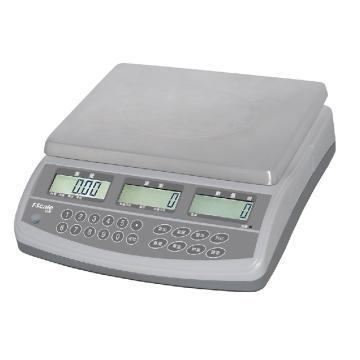 臺衡 計數桌秤,6kg,最小感量0.2g
