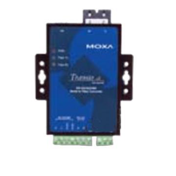 摩莎 MoxaRS232/422/485轉單模光纖轉換器,型號 TCF-142-S-SC