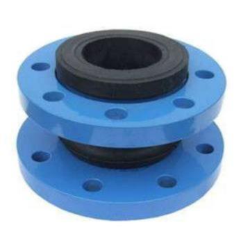 延僑 避震喉,DN150 PN16,法蘭鏈接,法蘭材質:鑄鐵,軟連接材質:橡膠