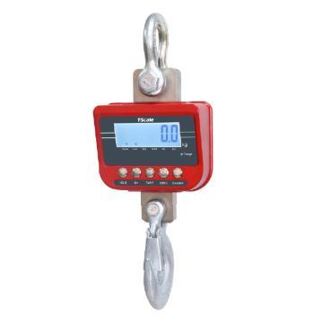 臺衡 新型電子吊秤防水版,量程6000k,感量0.5kg/1kg/2kg