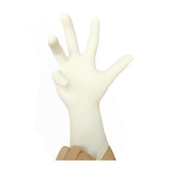 頂瑞 無粉乳膠手套,KT006-L,100只/盒,10盒/箱