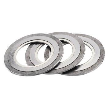 博格曼/BPG 帶內外加強環型纏繞式墊片 Ф1100*1080*1060*1040*4.5mm 304+石墨