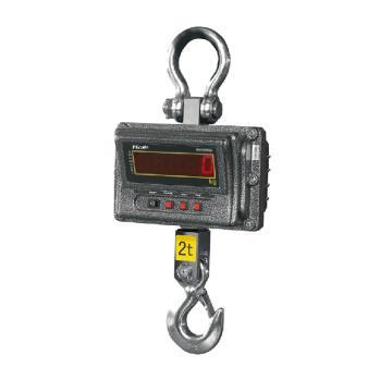 臺衡 大型電子吊秤,量程2t,感量0.5kg