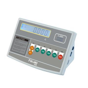 臺衡 多功能計重儀表,稱重顯示器,T2000A