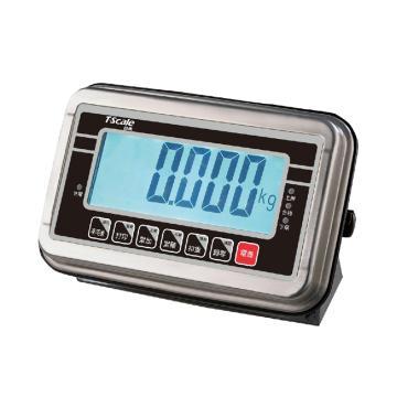 臺衡 超大屏幕不銹鋼防水計重儀表,稱重顯示器,BWS