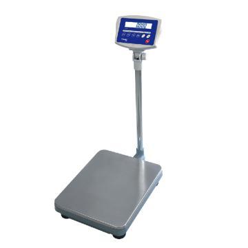 臺衡 計重臺秤,秤臺尺寸:520*420mm,300kg,最小感量20g
