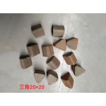 西域推荐 国光陶瓷正三角,20*20mm
