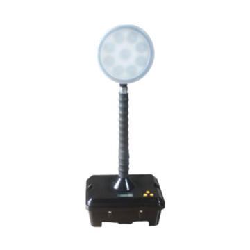 明特佳 防爆移动工作灯YDJ6103,27W,冷白,充电器组件,单位:个