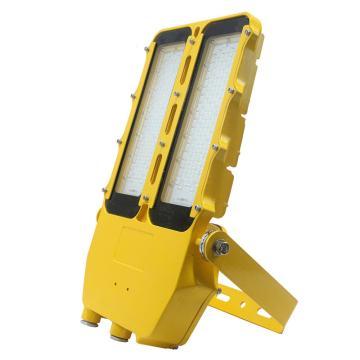 明特佳 LED防爆投光灯FTD8204,100W,60°,5700K,U型支架式,L550W320H77,单位:个