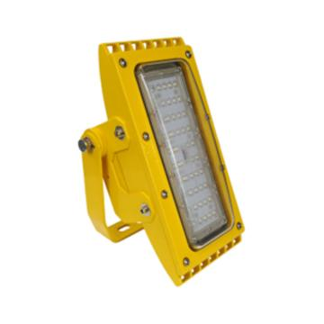 明特佳 LED防爆投光灯FTD8203,1模组50W,100°×145°,5700K,U型支架式,单位:个