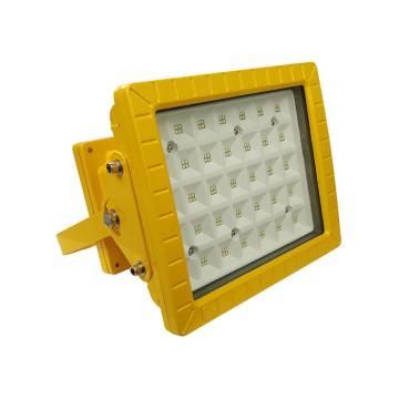 明特佳 LED防爆投光灯FTD8201,70W,90°,5700K,U型支架式,L480W370H170,单位:个