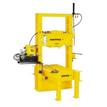 恩派克ENERPAC 滾架式壓床,50ton 電動泵,IPR5075X001