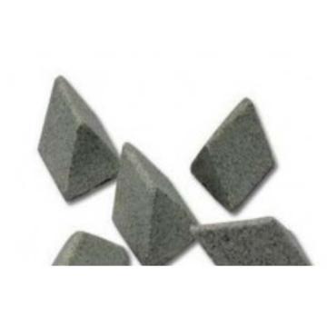 罗斯勒 侧切三角形磨料,RMB D1 15/18S*. 15X18