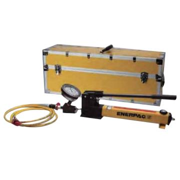 恩派克ENERPAC 超高压手动泵套件,1500bar,P2282*1500