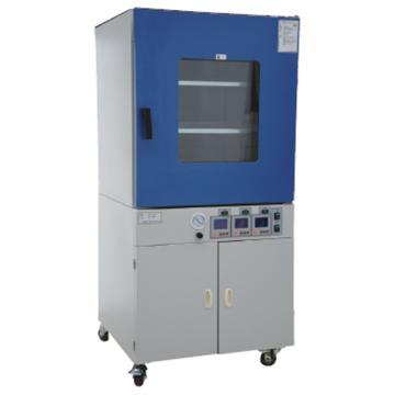 慧泰 真空干燥箱,液晶显示,控温范围:RT+10~250℃,载物托架:3pcs,工作室尺寸:560x600x640mm,DZF-6210