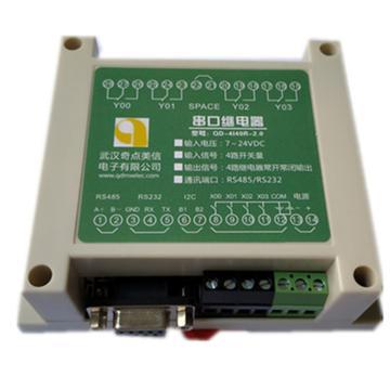 武漢奇點美信 控制板,RS232通訊自帶DB9母頭子