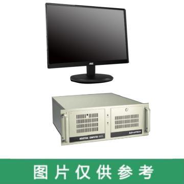 研華 工控機,IPC-610L工控機加21.5寸顯示屏