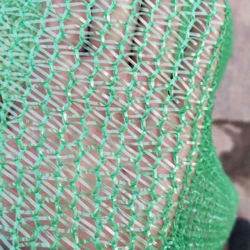 大豪 遮阳网,扁丝绿色4针8米,包边打孔,防尘网,防晒网